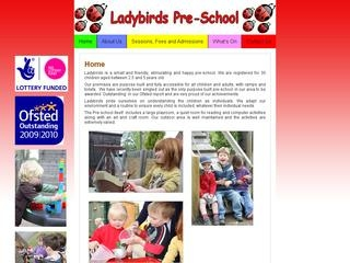 http://www.ladybirds-pre-school.co.uk/