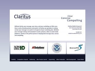 Claritus Media Group LLC