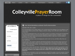 Colleyvilleprays USA