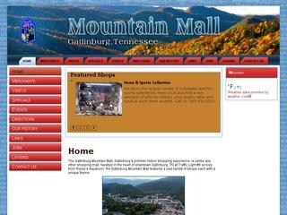 Gatlinburg Mountain Mall