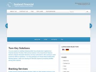 Zealand Financial