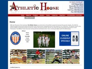 The Athletic House