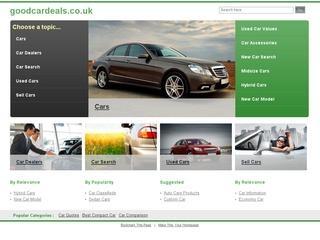 Good Car Deals