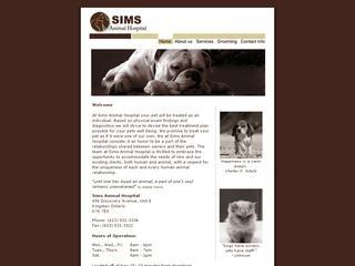 Sims Animal Hospital