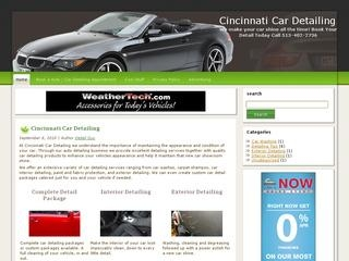 Cincinnati Car Detailing
