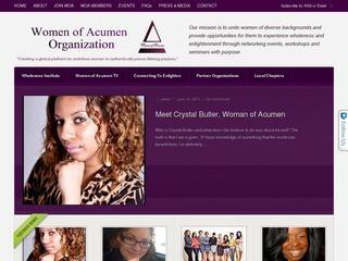 Women Of Acumen